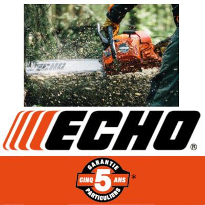 Garantie gamme ECHO