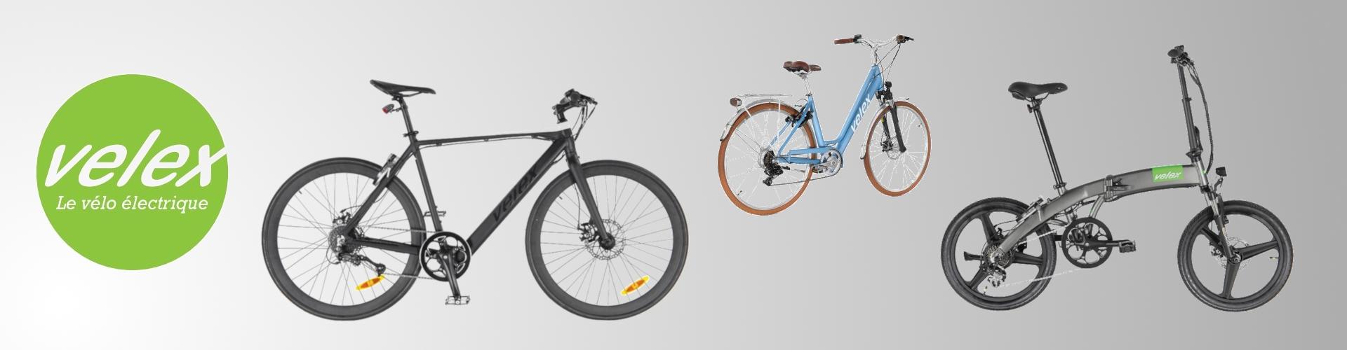 Commandez votre vélo électrique